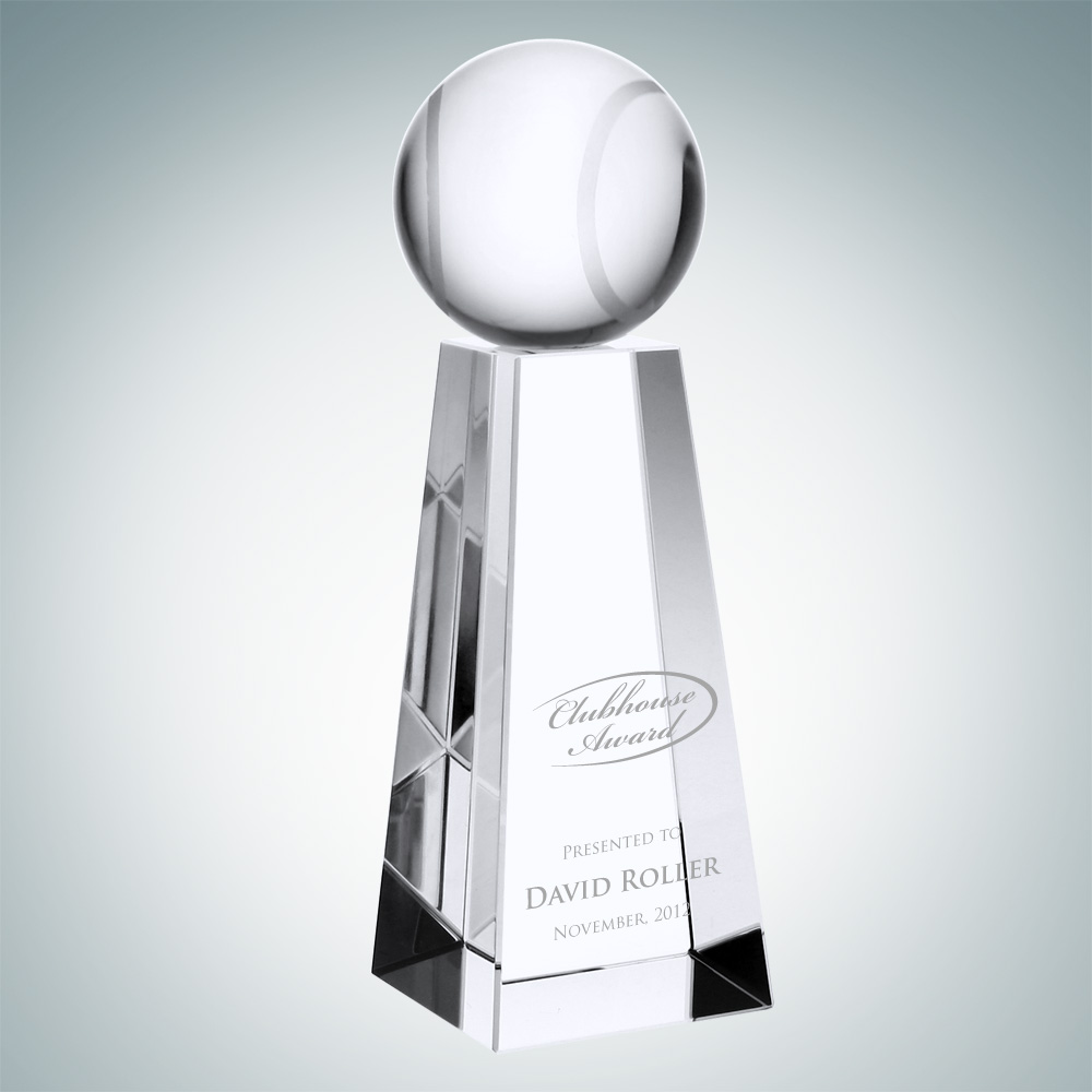 Championship Tennis Trophy – Lrg