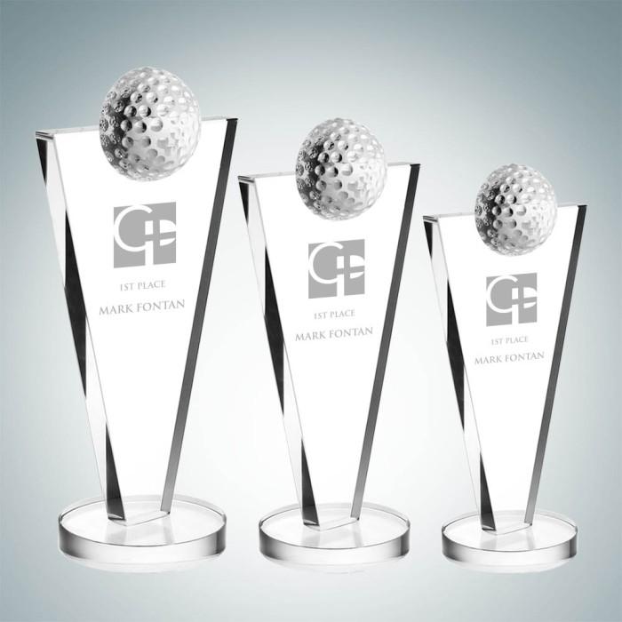 Success Golf Trophy