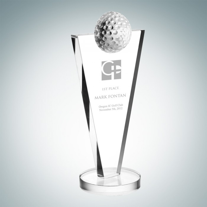 Success Golf Trophy