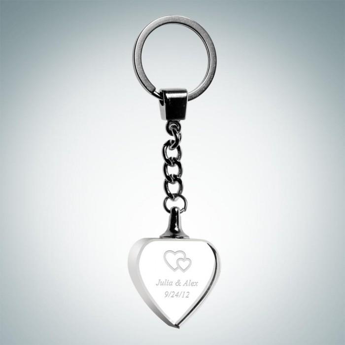 Heart Treasure Keychain