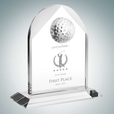Distinguished Golf Arch Award