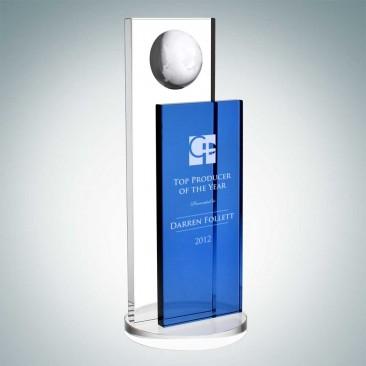Blue Endeavor Globe Award