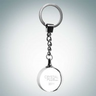Circle Treasure Keychain