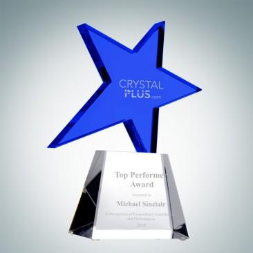 Meteor Blue Star Award