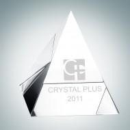 Clear Pyramid