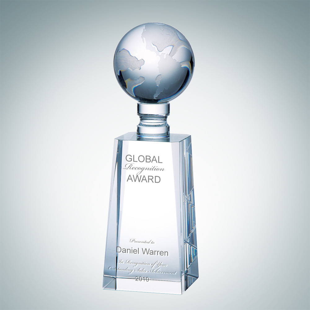 World Globe Award – Large
