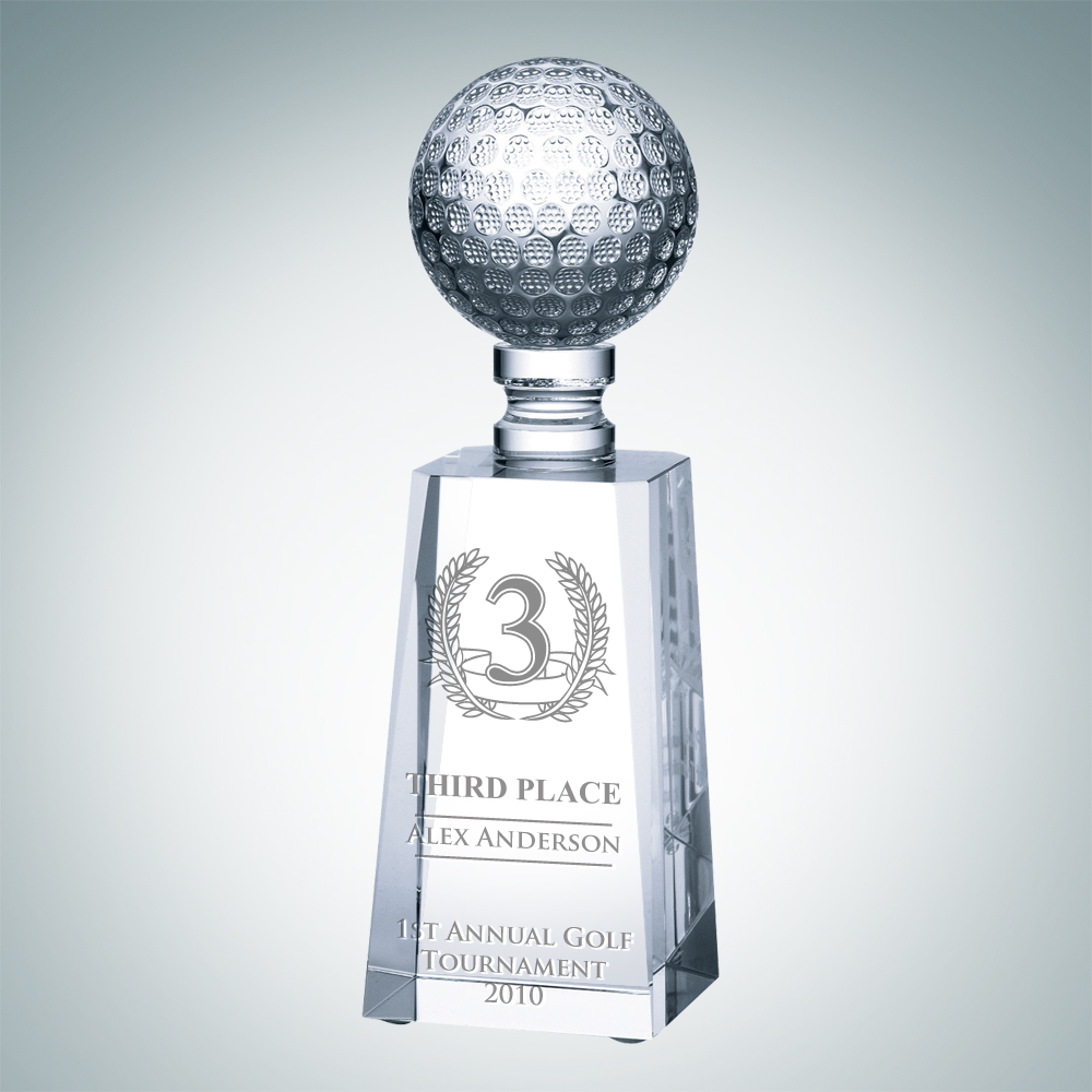 Golf Award – Small