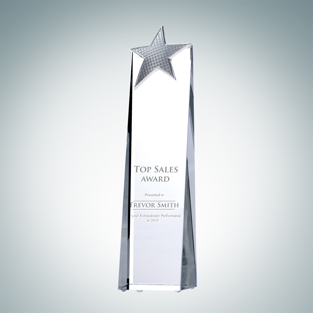 Metal Star Tower - Small