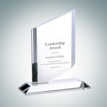 Sail Award with Slant Base
