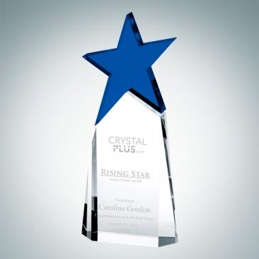 Triumphant Blue Star Award