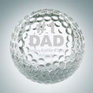 Father's Day Golf Ball Gift