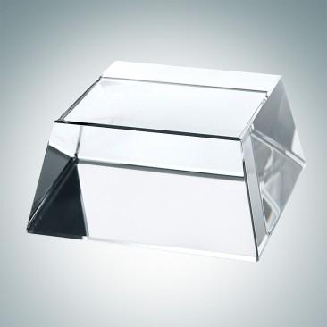 Optional Crystal Base - 4 Side Slant