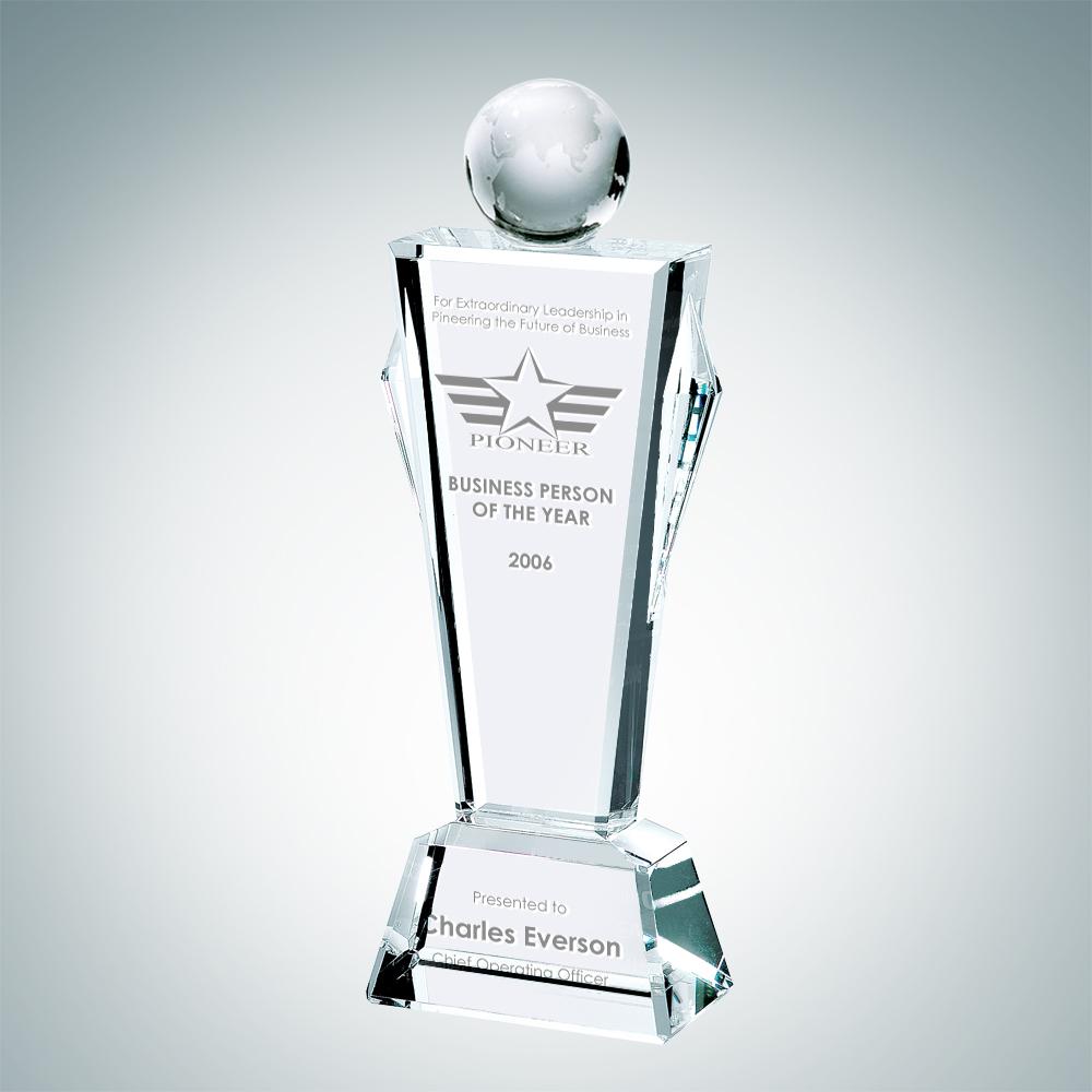 Conqueror Globe Award