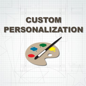 Custom Personalization Options