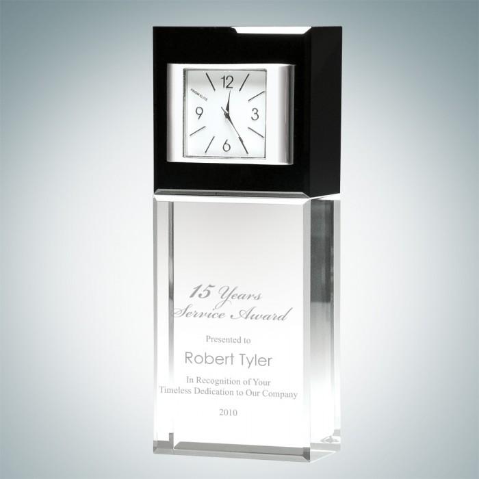 Best Wishes Clock