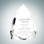Optic Crystal Cathedral Award