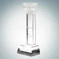 Optical Crystal Pillar of Success Award