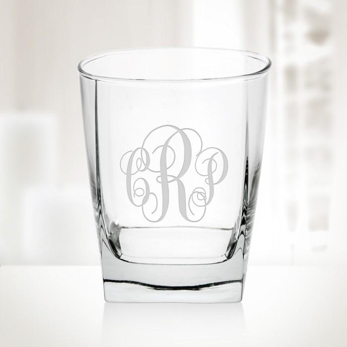 13oz Sterling DOF Glass