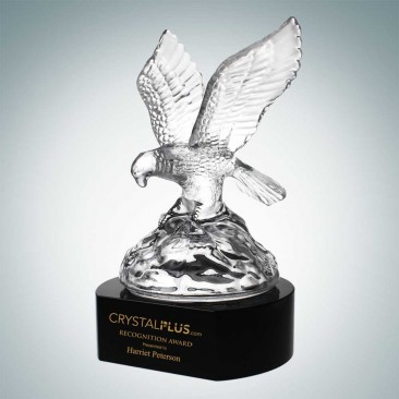 Soaring Eagle - Black Crystal Base