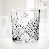 10oz Diamax Masquerade Whiskey Glass