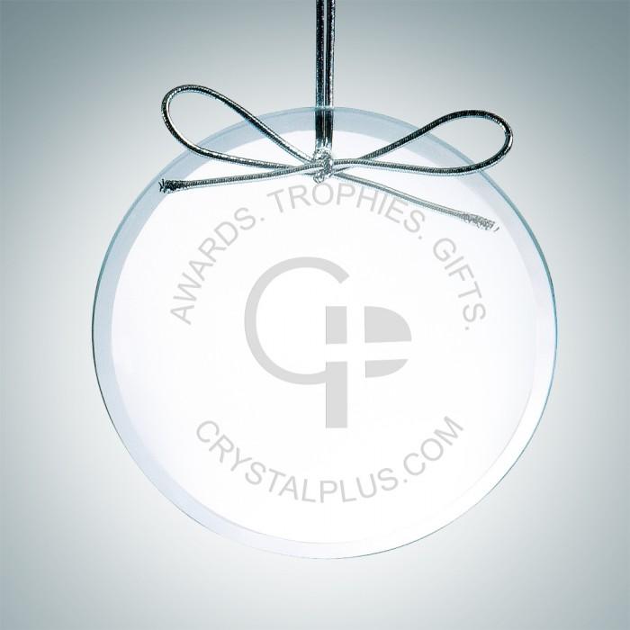Premium Circle Ornament