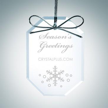 Premium Long Octagon Ornament