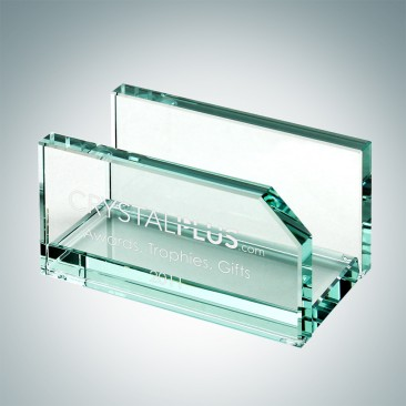 Jade Business Card Holder