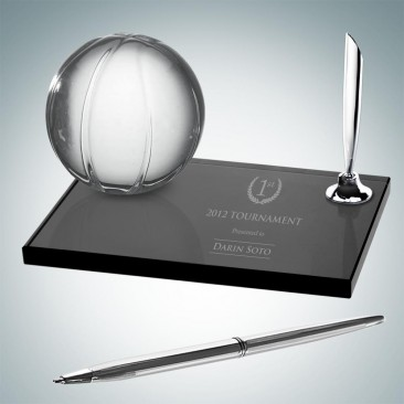 Basketball Pen Set