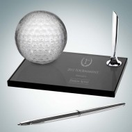 Golf Ball Pen Set