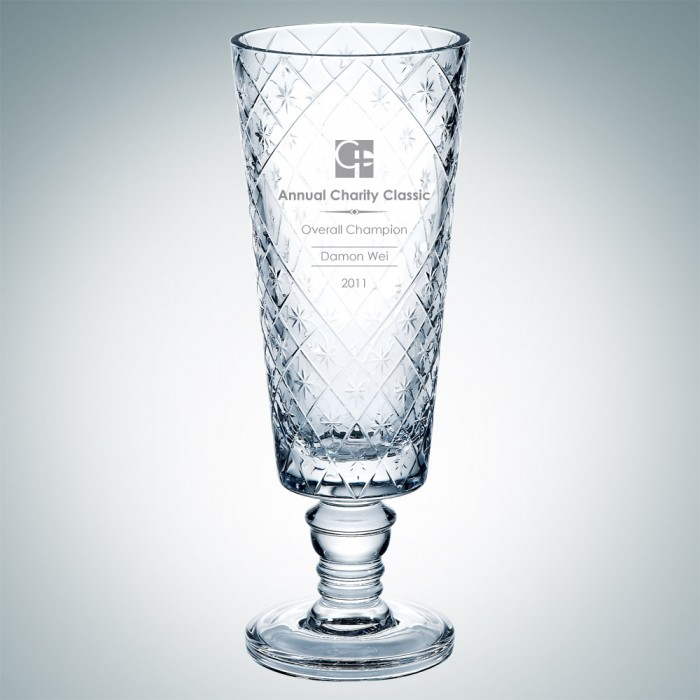 Diamond Net Vase