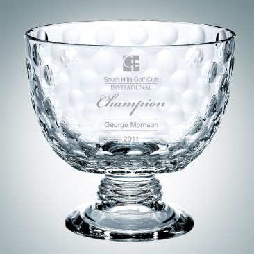 Royal Golf Bowl | Handcut, Made in Italy