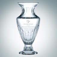 Engraved Vision Crystal Vase
