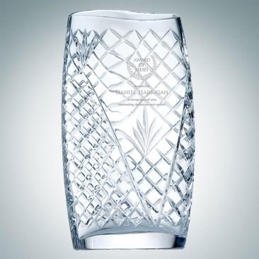 Leonardo Vase   Handcut, Made in Italy