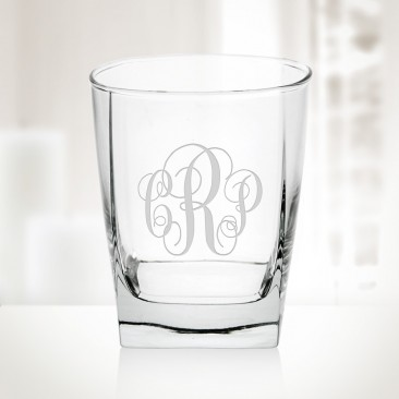 13oz Sterling DOF Whiskey Glass