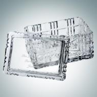 Majestic Crystal Box - Rectangle | Hand Cut
