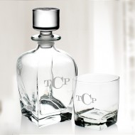Decanter and Whiskey OTR Glass